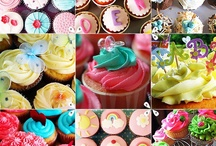 ♥ Cupcakery ♥ / My total luv for cupcake! / by Marlene Jones