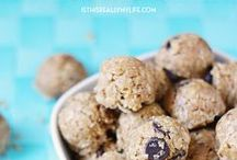 Healthy Snacks / Healthier snack recipes for my family