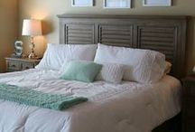 Bedrooms / Decorating ideas to incorporate into our master bedroom