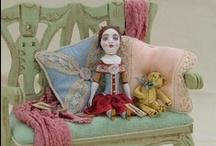 Dollhouse toys
