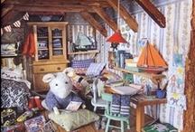 Dollhouse animals