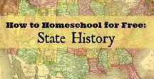 Homeschool State History