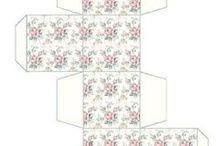 Krabičky z papiera
