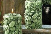 Candles ... Svietniky,sviečky