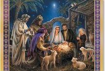 Vianočné motívy obrázkov
