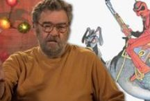 Ralph Bakshi / A pioneer in film-making, rotoscope and animation!