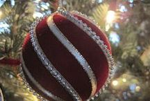 Christmas / Ideas for giving and decorating at Christmas time