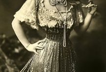 Historic Fashions / Garments throughout history