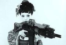 **extras: A GIRL IS A GUN