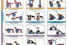 Zdravie,cvičenie a pod.