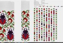 Bead Crochet... Korálkové hačkované dutinky