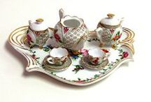 Miniature tableware