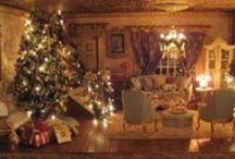 Dollhouse Christmas