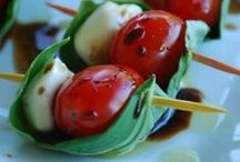 Vegetarian Tapas