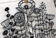 Papercut / Papirklipp som eget kunstnerisk uttrykk