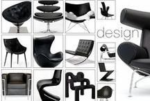 Product design and industrial design.