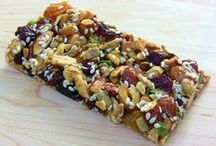 Recepies - Energy and diet bars
