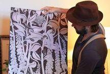 Printmaking tutorial
