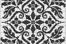 Knitting - Pattern and Charts