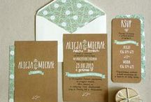 zaproszenia ślubne - wedding invitations / zaproszenia ślubne, oryginalne, ręcznie wykonane, nietypowe, piękne, indywidualne, wedding invitation, wedding invitations