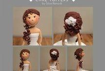 Bryllupskaker / Brudepar og kake besøk www.itsacake.no