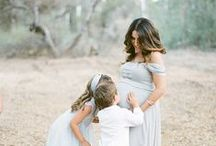 Maternity Session {Inspiration} / Some of ours and some re-pinned from others...