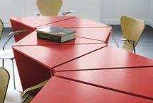 Gründerkollektiver, kontorfellesskap, Coworkingspace / Inspirerende kontorfellesskap.
