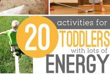 Fun Toddler Activities (Sharing Board) / This board is for sharing the best fun activities for toddlers. Message me if you would like to add pins.