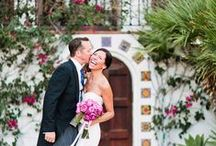 Tropical Wedding {Inspiration} / If you're going to pin everything... Then you might as well follow..
