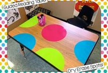 Classroom Decor / Fun ideas for setting up and decorating a classroom including bulletin boards, doors and more. #classroomdecor #elementary #teaching #teachers