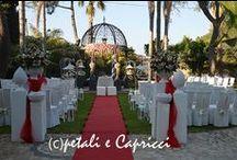 Matrimonio civile al castello