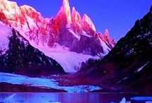 Volcanes y Montañas