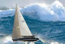 Barco y Veleros