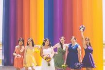 Colorful Wedding {Inspiration}