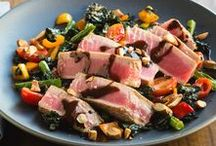 Meat Lovers Recipes / Green Chef delivers fresh, organic, pre-measured ingredients to make wholesome meals at home. These are recipes for meat lovers. The best chicken, beef, steak, pork, seafood, game (you name it!) recipes.