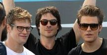 T V D / The Vampire Diaries, can we talk about Ian Somerhalder