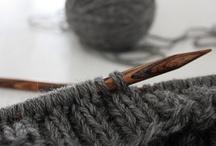 Knit therapy / by Regina Pilar Reyes