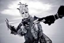 WILD / Ph : Lele Corni Model : Giorgia @ Allure models agency Post prod : Andrea Giovanelli mua : Dakini