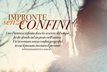 IMPRONTE SENZA CONFINI / Ph : Elena Lasagni  Stile : Monia Denaro Model : Chantal Fisher Mua : Dakini