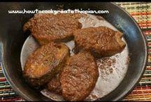 Ethiopian Food / Ethiopian food and culture www.howtocookgreatethiopian.com