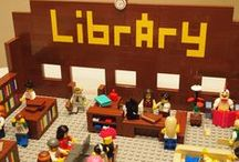 All Things Library / Fun photos and ideas about libraries, books, reading.