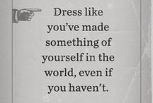 Fashion/Style / by LaWanda Holt-Fields