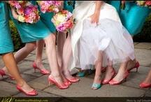 RWW Impressionist Palettes / Robin Wood Weddings' Signature Event, Spring Season