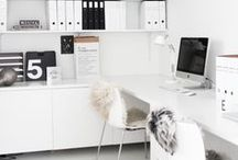 Office & Working / by Oma Koti Valkoinen