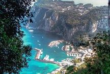 My Italy ♥ / I love many places in the world , but ITALY is special...