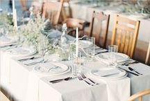 Spisestue, borddekking og bordpynt ❤
