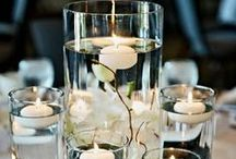 Center Pieces and Table Set up / by Hyatt Regency New Brunswick