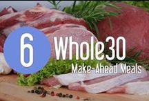 Whole 30 Challenge / Whole 30, Whole 30 Challenge, Whole 30 Recipes, Whole 30 Snacks, Whole 30 Breakfasts, Whole 30 Lunches, Whole 30 Dinners, Whole30 Motivation