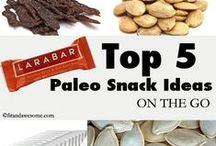 Paleo Recipes - Grain Free / The Paleo diet is very similar to eating clean, but it eliminates grains and dairy. They good reasons for the elimination though. Both are mass produced, and most people have a hard time digesting both types of foods. Want to know more? http://soreyfitness.com/nutrition/difference-between-eating-clean-and-paleo-diet/