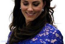 Kate princes looks
